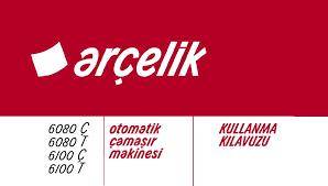 Bedienungsanleitung Arcelik 6080 T (27 Seiten)