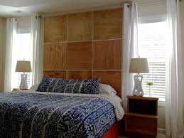 Do It Yourself Headboard Diy Headboard For Bed Cool Do It Yourself Natural Bedroom Picture