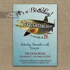 Fish Invitations Gold Fish Birthday Party Invitation Shop