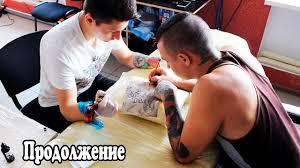 видеозаписи эскизы татуировок вконтакте