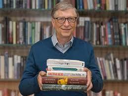 5 Bücher, die ihr laut Bill Gates diesen Sommer lesen solltet - Business  Insider