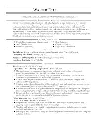 Resume Templates: Compliance Officer