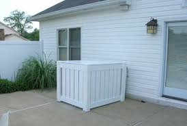 air conditioning covers outside. air conditioning, hiding an outdoor conditioner compressor conditioning covers outside