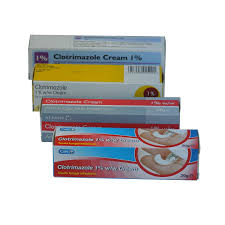 four bo of clotrimazole cream