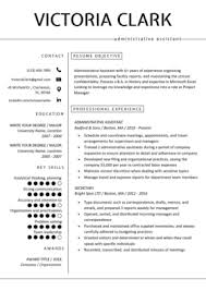Modern Minimal Resume Template Free Professional Resume Templates Free Download Resume Genius