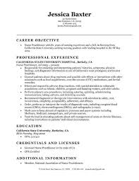 Resume Entry Level Lovely Entry Level Nursing Resume Examples