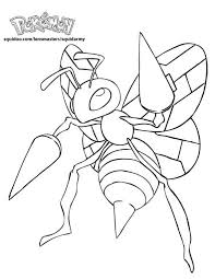 Small Picture beedrill Pokemon Coloring Pages Pinterest Pokemon coloring