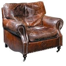 distressed leather armchair old leather chair vintage danish leather sofa uk