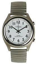 talking watch lifemax 407 1e mens radio controlled talking watch
