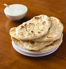 Image result for naan bread image and video