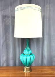 turquoise lamp base sea glass table lamp base turquoise lamp base sea glass lamp turquoise image permalink turquoise lamp base sea glass