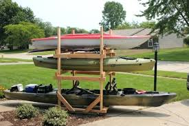 amazing outdoor kayak storage rack outdoor kayak storage rack designs h3999124