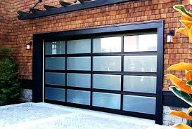 garage door opening and closing on its own garage door opens after closing the device that
