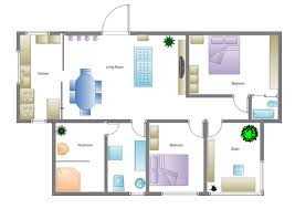 Building Plan Examples   Examples of Home Plan  Floor Plan  Office    Simple Home Plan