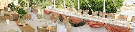 Event Decor London Rustic Chic Garden Wedding Decor London Ontario Luxe Weddings