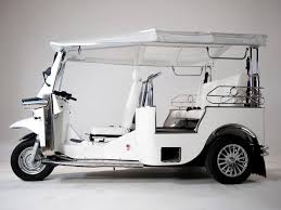 Design Your Ideal Electric Vehicle With Tuk Tuk Factory S New