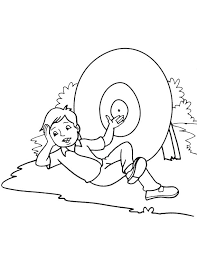 Small Picture Lying before the dartboard coloring page Download Free Lying