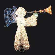 lighted angels for the yard sensational inspiration ideas lighted christmas angel yard decor