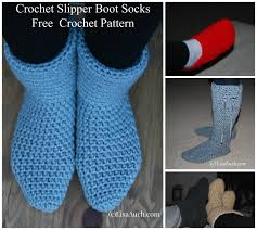 Free Crochet Slipper Patterns Amazing Free Crochet Patterns And Designs By LisaAuch Crochet Slipper Boots