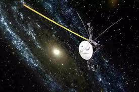 Gran noticia: la NASA contacta de nuevo con la sonda Voyager 2... ¡fuera  del Sistema Solar!