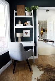 trendy office ideas home offices. Glamorous Modern Desk For Small Space Images Design Ideas Trendy Office Home Offices O