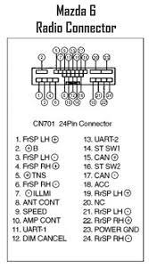 tech tutorials how to install 2006 2008 radio into 2003 2005 mazda 6 2007 mazda 6 radio wiring diagram 2007 Mazda 6 Radio Wiring Diagram #14