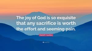 "God Quote Beauteous David R Hawkins Quote ""The Joy Of God Is So Exquisite That Any"