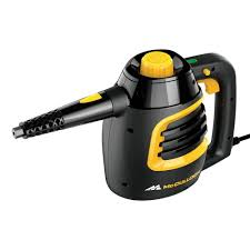 McCulloch Handheld Steam Cleaner MC1230 The Home Depot