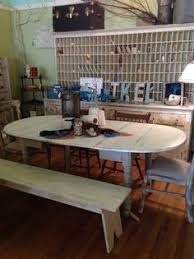 shabbied drop leaf table by tesshome drop leaf tablerepurposeddining rooms