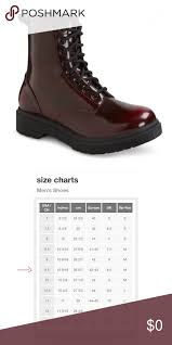Dark Red Red Wine Combat Boots Mens Target Mossimo Boots Are