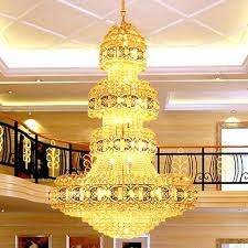 yellow chandelier gold crystal chandelier led crystal chandeliers lighting fixture big modern chandelier hotel clubs lobby