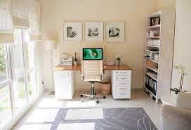 Ikea office hacks Entertainment Center Diy Office Desk Made From Ikea Kitchen Components Hative 20 Cool And Budget Ikea Desk Hacks Hative