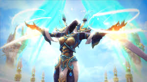 Master Auriel in Heroes of the Storm ...