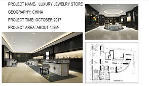Best Jewelry Store Interior Design With Showcase Guangzhou Pinzhi Mesmerizing Jewelry Store Interior Design Plans
