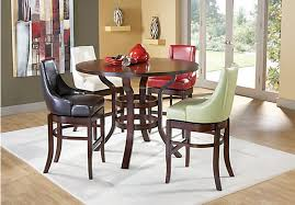 dining table rooms to go sets glass top wrought room throughout designs 10