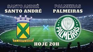 Santo André x Palmeiras: Como assistir AO VIVO pelo Paulista