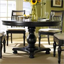 round black dining room table. Attractive Black Dining Table With Shining Round All Room O