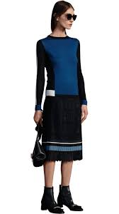 Affascinante elegante bella e classica: moda da donna hugo boss