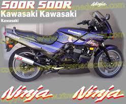 quality decals for kawasaki ninja 500r