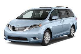 2016 Toyota Sienna Reviews and Rating | Motor Trend
