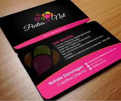 Party Planning Visitenkarten Design Für A Company Von Aaron Design