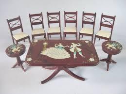 miniatures dollhouse furniture. vintage toy plastic dollhouse furniture site says miniatures u