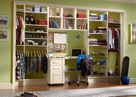 office closet shelving. Organized Office Closet. Cozy Closet Organizer Ideas Organization Shelving