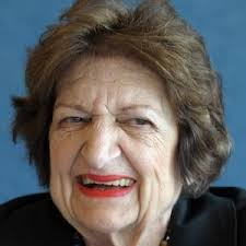 """Helen Thomas: Broke a glass ceiling — but very little news. Photo: UPI. In the movie """"Animal House,"""" the Deltas are put on trial for their antics. - helen_thomas-300x300"""