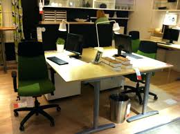 full image for ikea galant desk back to back setup office ideas desks study rooms