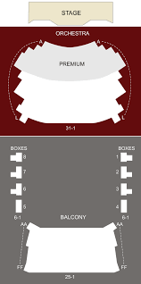 Royal George Seating Chart Royal George Theatre Mainstage Chicago Il Seating Chart
