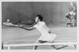 Althea Gibson Tennis - Alliance for the Arts