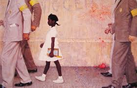 five great american paintings part iv the problem we all live with