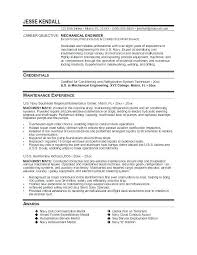 Resume For Auto Mechanic Interesting Industrial Mechanic Sample Resume Colbroco