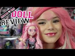 makeup tutorial for emma is excited to show you the new viperine gorgon monster high doll